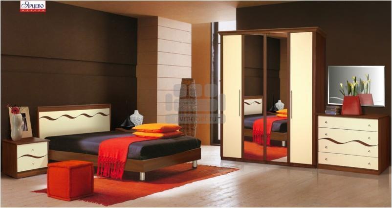 купить спальня европа 2 в спб недорого